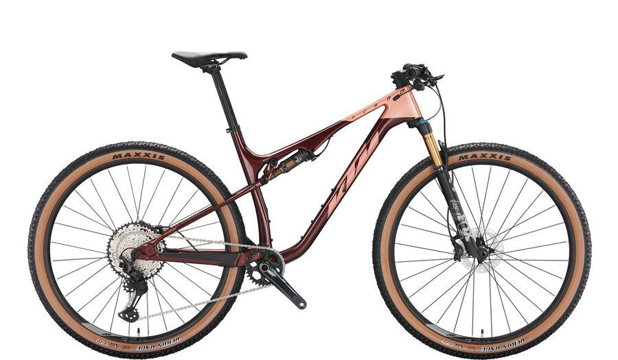 bicicleta ktm scarp glorious