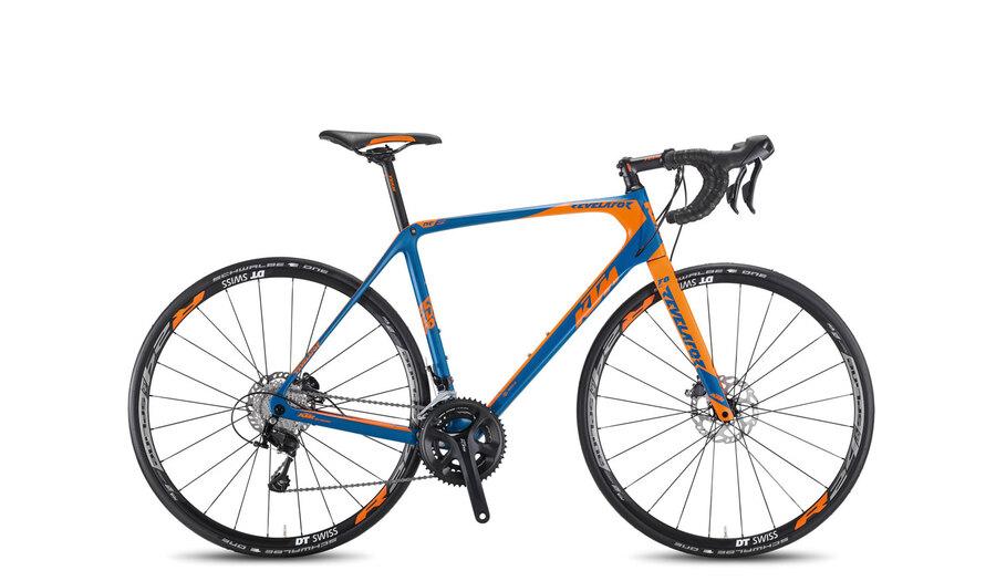 BICICLETA KTM REVELATOR SKY blue 2016