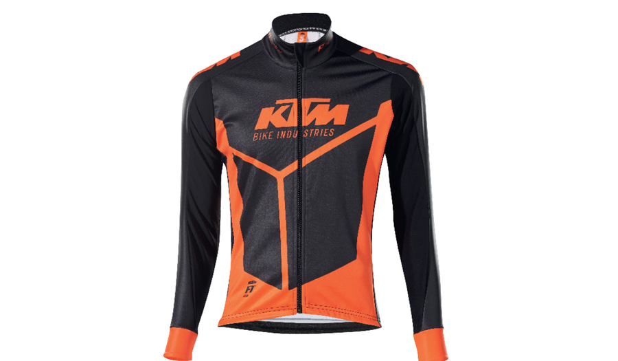 CAMISOLA FACTORY TEAM RACE M/COMP THERMOPILE
