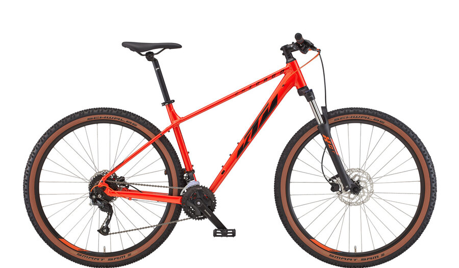 Bicicleta KTM Chicago 291