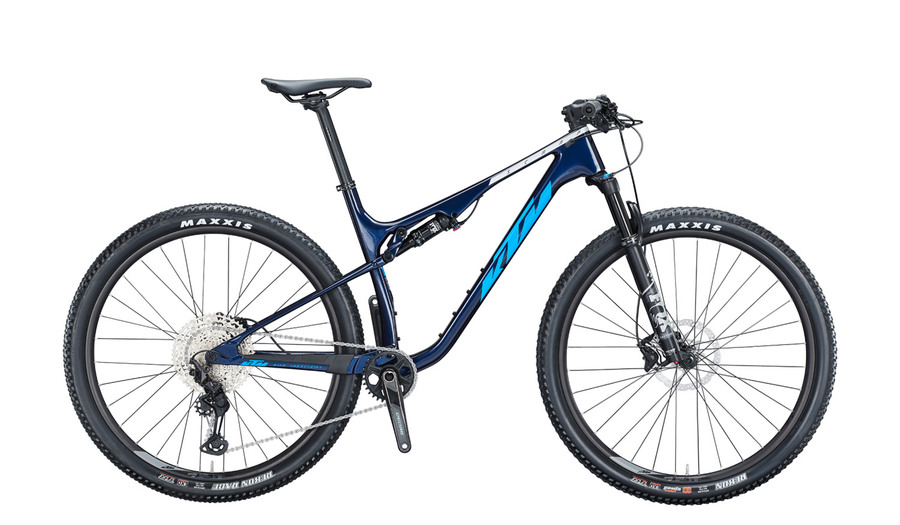 BICICLETA KTM SCARP ELITE 2021