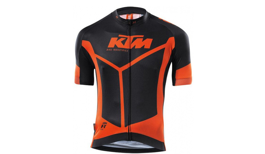 CAMISOLA KTM FACTORY TEAM RACE M/CURTA 659400(XS)