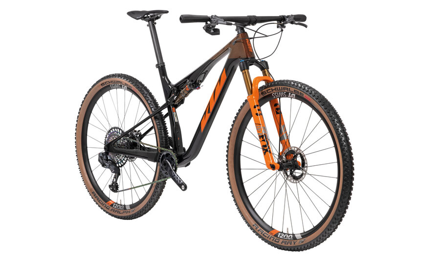 bicicleta ktm scarp exonic