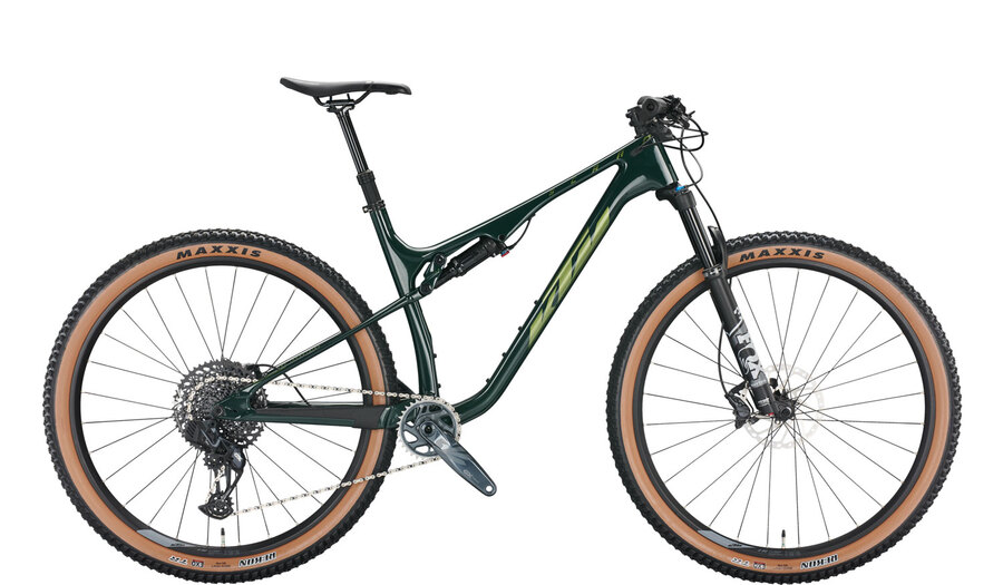 bicicleta ktm scarp mt elite axs