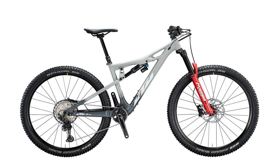 BICICLETA KTM PROWLER 291 2020 12s