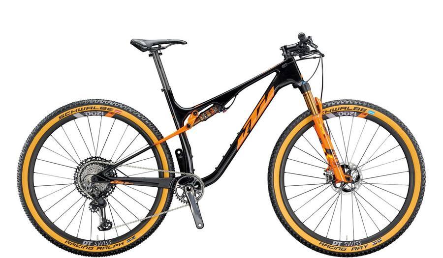BICICLETA KTM SCARP SONIC 29'' 2020 12s