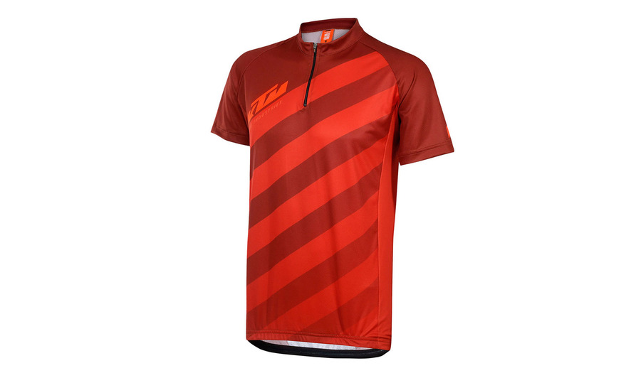 CAMISOLA FACTORY CHARACTER 2020 RED/ORANGE