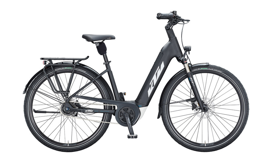 BICICLETA KTM MACINA CITY P610 RT US 2021