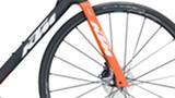 BICICLETA KTM REVELATOR ALTO ELITE TEAM LARANJA 2021