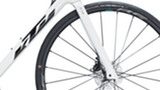 BICICLETA KTM REVELATOR ALTO ELITE BRANCO 2021