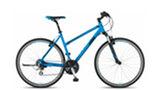 BICICLETA KTM LIFE ONE SENHORA AZUL 2014 43cm